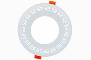 Трехрежимный LED светильник LPL W | 6+3 W | 4000К орнамент