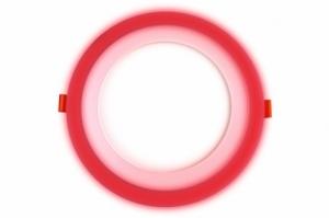 Трехрежимный LED светильник LPL HG | 6+3 W | 4000К круг