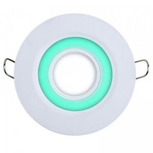 Трехрежимный LED светильник LY 206 G | 6+2 W | 3000К — 6000К