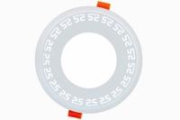 Трехрежимный LED светильник LPL B | 6+3 W | 4000К орнамент