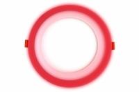 Трехрежимный LED светильник LPL HG | 12+4 W | 4000К круг