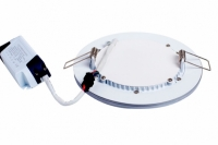 Трехрежимный LED светильник LY 115 В | 12+4 W | 6000К